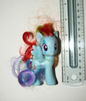 Rainbow Rocks Dash : 2014 G4 Hasbro MLP My Little Pony Brushable