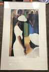 Sharon's Blessing by Bernard Hoyes - 1983 - Jamaican Art