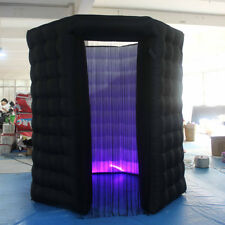 Inflatable Professional LED Photo Booth Tent Remote Control LED Europe Standards