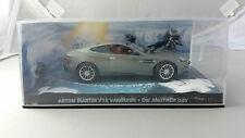 JAMES BOND 007 Aston Martin V12 Vanquish Die Another Day Brosnan 1:43 BOXED