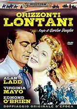 DvD ORIZZONTI LONTANI  (1957)  Western ** A&R Productions ** ......NUOVO