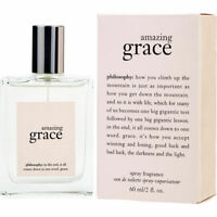 Amazing Grace by Philosophy 2 oz EDT Perfume New In Sealed Box