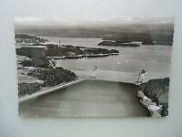 Ansichtskarte Möhnesee im Sauerland 1956 Luftbild