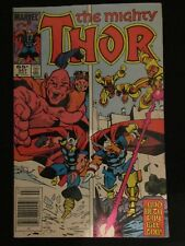 The Mighty Thor #357 Lady Sif Beta Ray Bill