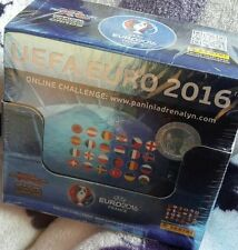 PANINI ADRENALYN XL EURO 2016 France Box 50 packets Booster = 300 cards