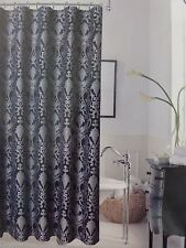 "Dainty Home Luxury Collection La Vista Fabric Shower Curtain 72"" x 72"" NIP"