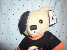"San Francisco Giants Baseball Bear 13""  Plush Soft Toy Stuffed Animal"