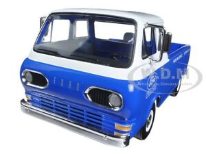 1960'S FORD ECONOLINE PICKUP FORD TRACTOR PARTS &SERVICE 1/25 FIRST GEAR 40-0395