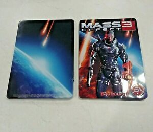 Mass Effect 3 Omniblade Steelbook Steel Metal Case (No Game) G1 (PS3, Xbox 360)