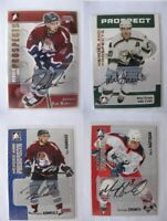 2006-07 ITG Heroes and Prospects A-MG Green Mike  autograph