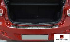 BMW X3 F25 2010-2017 Protection de seuil de Chargement arrière en Acier