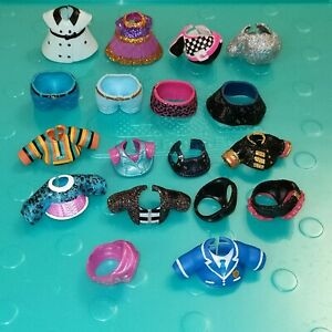 LOL Doll Accessories Bundle Big Sister Brother Clothes Mixed Lot Dresses Outfits