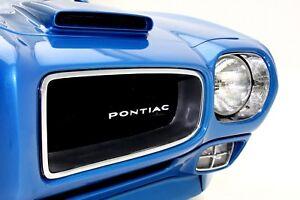 2x Headlight Pontiac Esprit Formula 400 Grand Prix Retrofitting US Eu