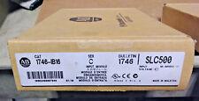 AB Allen Bradley 1746-IB16 Input Module SLC 500 1746IB16
