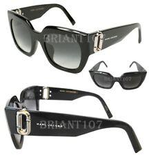 NWT Marc Jacobs Womens Sunglasses MARC 110/S 8079O Black/Gray + Case