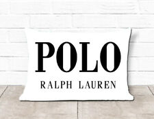Polo Ralph Lauren Wordmark Pillowcases
