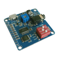 MP3 Voice Player Module One-to-One Trigger Serial Port Voice Playback Module