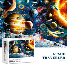 Space - Jigsaw Puzzles 1000 Piece Adult Kids Puzzle Home Decor Gift Game Art DIY