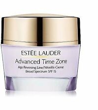 Advanced Time Zone Age Reversing Line Wrinkle Creme Spf 15 .5oz by Estee Lauder