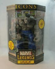 "Marvel Legends Icons GREY HULK Variant Action Figure 12"" 2006"