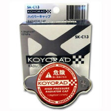 KOYO RACING SK-C13 1.3bar (18.85psi) Radiator Cap HYPER RED