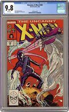 Uncanny X-Men #230 CGC 9.8 1988 3705565007