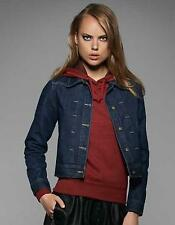 Damen-Jeansjacken aus Baumwolle