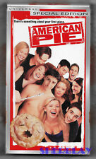 American Pie VHS Movie SPECIAL EDITION