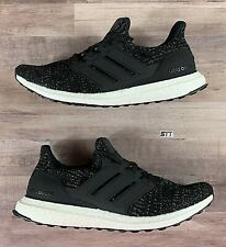 NEW Adidas UltraBoost 4.0 Running Shoes F36125 Core Black White Women's Size 11