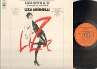 LIZA MINNELLI Liza With A Z  LP 11 Track Vinyl Album, 65212