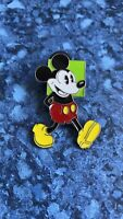 VINTAGE METAL DISNEY MICKEY MOUSE COLLECTABLE PIN BADGE VGC TIDY PIN TRADING