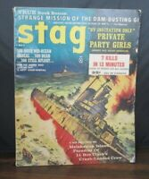STAG Magazine May 1963 - Private Party Girls