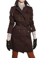 Giacca Impermeabile Trench Coat donna Daks London Taglia 46 UK 14 NEGOZIO  €500