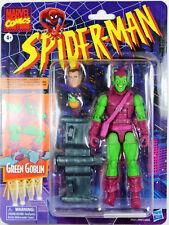 Marvel Legends Vintage Series ~ GREEN GOBLIN FIGURE ~ Hasbro Spider-Man Retro
