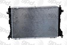 Radiator 2157C Global Parts Distributors