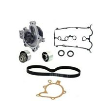 Mazda Protege 2001-2003 2.0 L4 Timing Belt Tensioner Bearing Water Pump Kit New