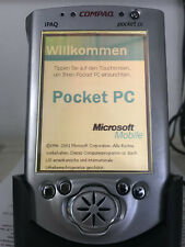 Compaq iPaq 3630 pocket pc mit viel Zubehör