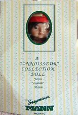 Seymour Mann Connoisseur Collection Doll - Ping Ling #383 Porcelain - 1990