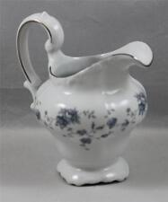 Porcelain Fine China Creamer Traditions Haviland Blue Garland NEW IN BOX
