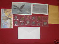 Canada 1994 Proof Like Mint Set One Set From The Lot.