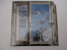 DENNIS COFFEY-MOTOR CITY MAGIC-VINYL LP RECORD-SEALED NEW-TSR  TLP1222