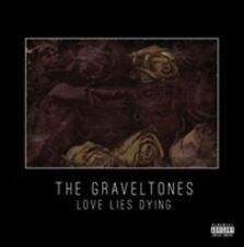 The Graveltones Love Lies Dying LP Vinyl 33rpm