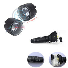 NEW FOG LIGHT KIT WITH AUTO HEADLIGHTS FOR NISSAN ROGUE (AUTO) 2010-2013