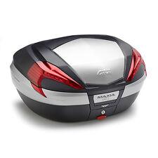 HONDA CBR1000F GIVI V56 MAXIA3 MONOKEY TOP BOX 56 L BLACK TOP CASE TOPBOX CBR 10