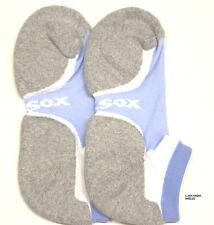 Women's Jox Sock Ultra White/Royal LOW Sock Size 9-11