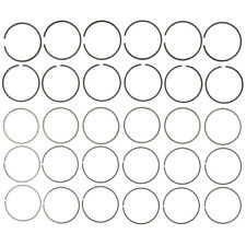 MAHLE Original Engine Piston Ring Set 41474; Moly-Faced Standard Fit