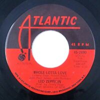 Whole Lotta Love / Living Loving Maid Led Zeppelin Atlantic 45-2690 E 45 7""