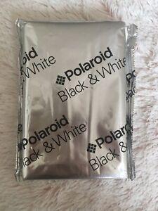 Expired Polaroid Film Black & White ISO 400