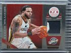 2013-14+Certified+Deron+Williams+Red+2+Color+Patch+%237%2F7+%23170+Jazz+C730