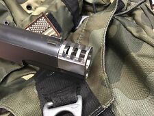1911 .45 acp Mil-Spec muzzle brake COMMANDER PUNISHER compensator